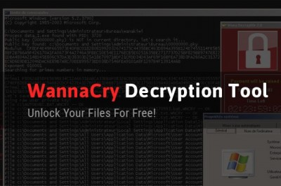 WannaCry Ransom-ware Decryption Tool Released; Unlock Files Without Paying Ransom